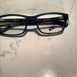 Nike Accessories   Nwot Mens Nike Optical Frame   Color: Blue   Size: Os