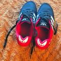 Adidas Shoes | Men'S Sneakers | Color: Black/Red | Size: 8