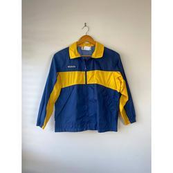 Columbia Jackets & Coats | Columbia Kids Windbreaker 10 12 Full Zip Jacket | Color: Blue/Yellow | Size: 10b