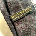 Burberry Accessories | Burberry Prorsum Mens Silk Tie Made In Italy | Color: Black/Red | Size: Os