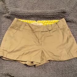 J. Crew Shorts | J Crew Shorts | Color: Tan | Size: 2