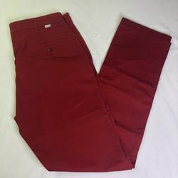 Levi's Pants   Levi Straight White Tag Pants Red Men'S Vintage   Color: Red/White   Size: 32x34