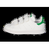 adidas Adidas Stan Smith Blanche Et Verte Enfant Baskets