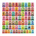 Amiibo – Mini cartes Nfc pour Animal Crossing, modèle de jeu, jouet exquis, étiquette Horizon,