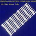 Kit de bandes LED pour 55 téléviseurs, 12 pièces, 55 ca9550 L55H9600A-CUD