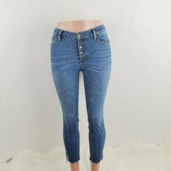 Free People Jeans   Free People Womens Skinny Leg Jegging Denim Jeans   Color: Blue   Size: W 30s
