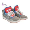 Adidas Shoes | Adidas Men'S Shoes Athletic Shoes Grayorange 8 | Color: Gray/Orange | Size: 8