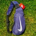 Nike Bags | Nike Sling Bag Backpack | Color: Blue/Red | Size: Os