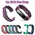 Sangle Pour ID115 Plus Montre Intelligente Bracelet En Silicone Bracelet Interchangeable Bracelet