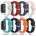 Sangle Pour Huawei Montre Gousset Bracelet Bande De Silicone Pour Huawei Montre Gousset Bracelet