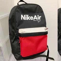 Nike Accessories | Kids Nike Nike Air Backpack | Color: Black/Red | Size: Osb
