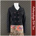 Anthropologie Jackets & Coats | 2006 Anthro Sumptuary Jacket By Ett Twa | Color: Brown | Size: 4