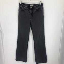 Levi's Jeans | Levis Jeans Slimming Bootcut Jeans Black Jeans 14 | Color: Black | Size: 14