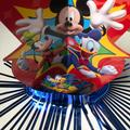 Disney Party Supplies | Mega Mickey Birthday Party Bundle | Color: Blue/Red | Size: Os