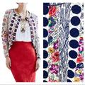 Anthropologie Jackets & Coats   Anthropologie Isani Salta Quilted Jacket Size 8   Color: Blue/White   Size: 8