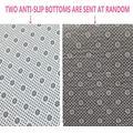 """Doormat Indoor Rug Magenta Ornamental Vintage Feminine Rectangular Forms Background Da Dated Design Maroon Fuchsia 31.5"""" x 19.5"""" Rectangle Indoor Outdoor Rugs"""