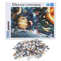 Okuyonic Jigsaw Puzzles 500 Pcs Kid Jigsaw Gift for Adults and Families (Jigsaw)