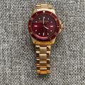 Michael Kors Accessories   Micheal Kors Mk6116   Color: Gold/Red   Size: Os