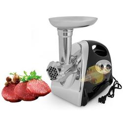 syounger1 Electric Meat Grinder Kitchen Food Sausage Mincer, Size 12.0 H x 7.0 W in   Wayfair ZCI01YYY200511181