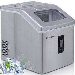 Pannow Portable Countertop Ice Maker Machine For Crystal Ice Cubes In 48 Lbs/24H w/ Ice Scoop For Home Use, Size 13.8 H x 11.2 W x 14.4 D in Wayfair