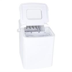 SIDIZ Ice Maker Machine,Compact&Lightweight Ice Maker w/ Ice Scoop。26 Lb. Lb. Daily Production Portable Ice Maker, Size 12.8 H x 12.2 W x 9.1 D in