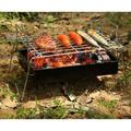 Polar Charcoal Grill Camp Grill Mini Grill Folding Campfire Grill Portable Grill Lightweight Steel Mesh Barbecue Grill Camping Grill For Outdoor Camping Coo
