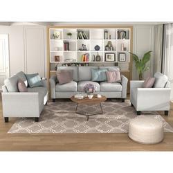 Red Barrel Studio® Living Room Sets Furniture Armrest Sofa Single Chair Sofa Loveseat Chair 3-Seat Sofa (Chairloveseat Chair&3-Seat Sofa   Wayfair