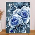 Winston Porter DIY 5D Diamond Painting Embroidery Art Craft Kit For Adults Home Wall Decor, Size 15.7 H x 11.8 W x 1.0 D in | Wayfair