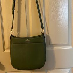 Kate Spade Bags | Kate Spade Crossbodybag | Color: Green | Size: 10.5 Long 5 Long