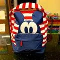 Disney Bags   New Mickey Mouse Backpack   Color: Cream   Size: Os