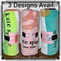 Kate Spade Bath | Kate Spade Ny Beach Towel, 100% Cotton, 40 X 70 | Color: Tan | Size: Various