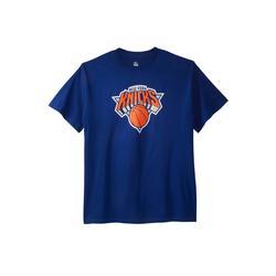 Men's Big & Tall NBA Team Logo Tee by NBA in New York Knicks (Size XLT)