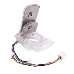 Whole Parts Da97-08519a Refrigerator Dispenser Lever Replacement Assembly Compatible w/ Some Samsung Refrigerators in White   Wayfair