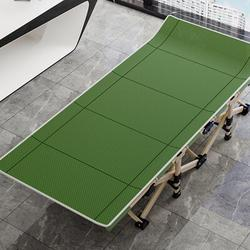 ShangQuan WuLiu Folding Camping Bed Outdoor Portable Military Cot Sleeping Hiking Travel Folding Cot Oxford Army in Green | Wayfair K16ZDC-18GRETH
