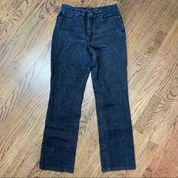 Ralph Lauren Jeans | Lauren Jean Co. Ralph Lauren Straight Sz 4 | Color: Black | Size: 4