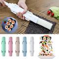BRICOLAGE Sushi Moule Faisant La Machine Ménage Cylindrique En Forme De Baril De Riz à Sushi Moule