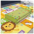 Foldable Baby Play Mat Puzzle Educational Children's Carpet in the Nursery Climbing Pad Kids Rug Activitys Games Toys 180100cm