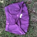 Nike Skirts | Nike Golf Swoosh Skirt Size L | Color: Purple | Size: L