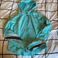 Lululemon Athletica Jackets & Coats | Lululemon Hooded Jacket Size 10 Mint Blue | Color: Blue | Size: 10