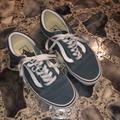 Vans Shoes | Greyish Blue Old Skool Vans! | Color: Blue/Gray | Size: 7.5