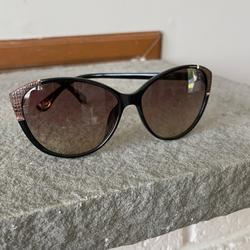 Michael Kors Accessories | Michael Kors Paige Sunglasses Black Frame | Color: Black | Size: Os