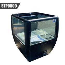 Cooler Depot Open Countertop Display Refrigerator Merchandiser in Black, Size 36.0 H x 30.0 W x 33.0 D in | Wayfair STP0809