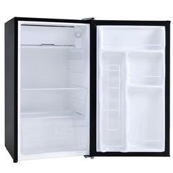 Chunhelife Compact Refrigerator w/ Freezer, Energy Star 3.2 Cu.Ft Mini Fridge w/ Reversible Door, 5 Settings Temperature Adjustable For Kitchen