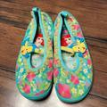 Disney Shoes   Disney Water Shoes Size 11 Little Mermaid   Color: Blue/Yellow   Size: 11g
