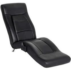 Wrought Studio™ Electric Massage Recliner Chair Chaise Longue Artificial Leather Ergonomic Lounge Massage Recliner,massage Chair w/ Kneading,hammer