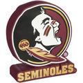 """""""Florida State Seminoles Team Mascot Statue"""""""