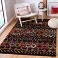 Foundry Select Vesperina Collection AMS108P Moroccan Boho Non-Shedding Stain Resistant Living Room Bedroom Area Rug, 8' X 10'/Multi Polypropylene