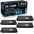 Compatible 4PK TK-7209 (1T02NL0CS0) Toner Cartridge Replacement for Kyocera/Copystar CS-3510i Printer Ink Cartridge (Black)