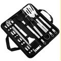 AACXRCR Barbecue kit BBQ Accessories Stainless, Men and Woman Griddle Accessories, BBQ Griddle Accessories Set, BBQ Griddle Accessories Kit with Heavy Duty Scraper Spatula Turner