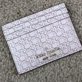 Kate Spade Accessories | Kate Spade Spade Link Card Holder | Color: Pink/White | Size: Os